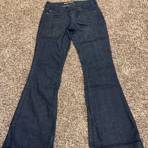 EXPRESS Jeans. Fit and Flare